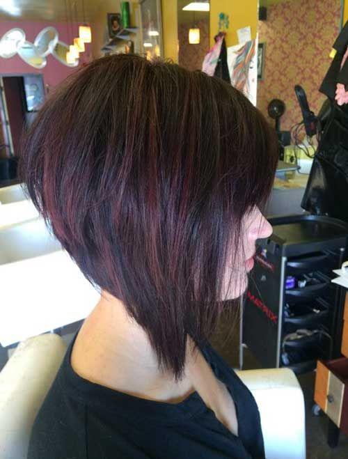 quieres ver un poco de corte de pelo corto para el pelo oscuro aqu