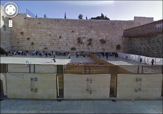 Google Street View Images Now Online In Israel
