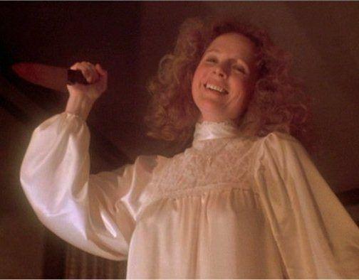 Margaret. First film. Love the nightie