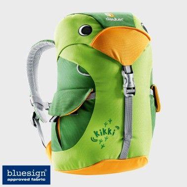 Deuter Kikki sac à dos pour enfant, kiwi-emerald