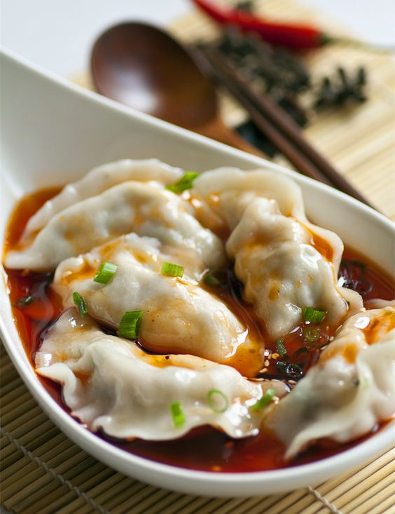 authentic chinese dumplings - - Yahoo Image Search Results