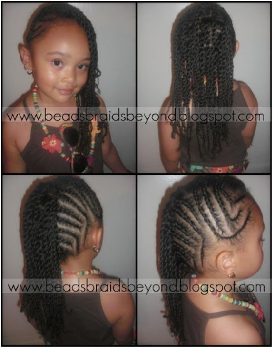 cute braided hairstyles for natural hair : images of cute braided hairstyles for little black girls free download ...