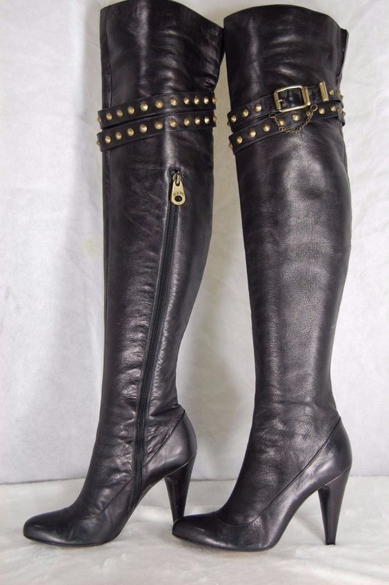 Details about SUPER SEXY!!! MARC BY MARC JACOBS STUDDED OVER THE