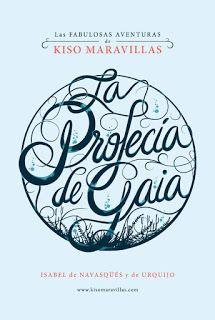 Entre Páginas de Blue: Reseña - La profecía de Gaia