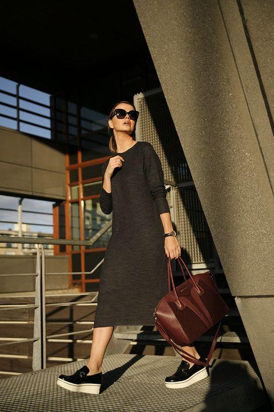 Sim, as controversas flatforms vieram pra ficar - street style - heels - salto plataforma: