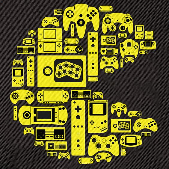 J'aime jouer a des jeux video