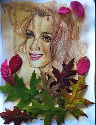 autumn inspiration art!