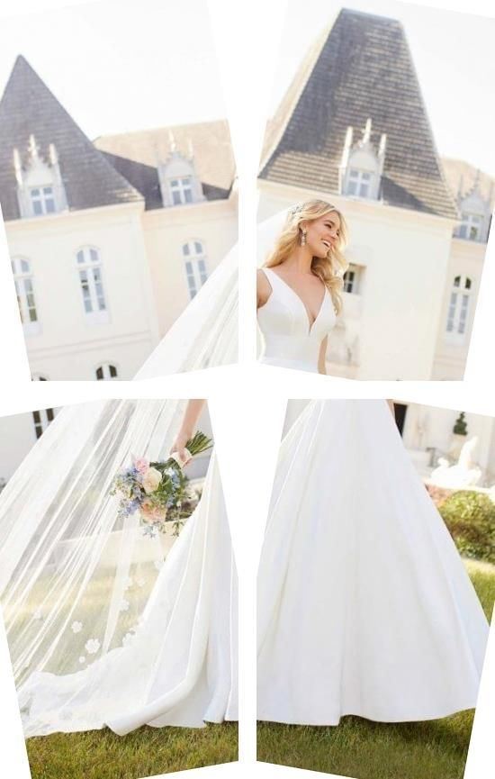 Simple Wedding Gown Cheap Wedding Dress Stores About Wedding Dress In 2020 Wedding Dress Store Wedding Dresses Simple Wedding Gowns