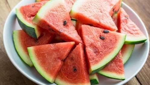5 فواكه تقلل من الشعور بالعطش خلال فترة الصيام شاهد Watermelon Fruit Food