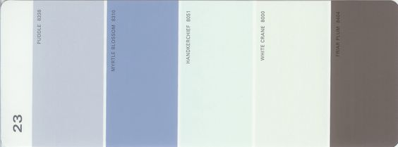 Paint Colors Colors And Paint Color Combinations On Pinterest