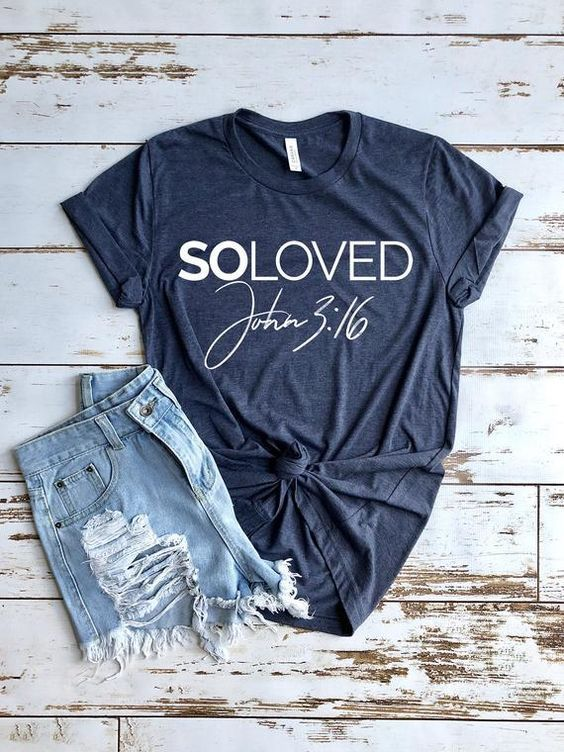 Download Soloved T Shirt Fall Tops Casual Graphic Tee Shirts Clothing Mockup