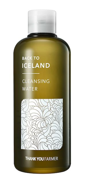 This cleansing water keeps skin healthy and hydrated using 83% Iceland Moss extract instead of water, while removing impurities from the skin. Iceland Moss that grows wild under the extreme environmental clean conditions where a human touch can't reach,contains the nature's mystery of ancient times & life energy.