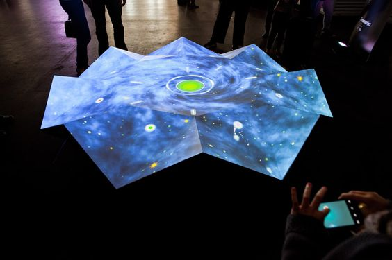SuperUber Creates Real-Life Interactive Experiences Through Gaming | The Creators Project