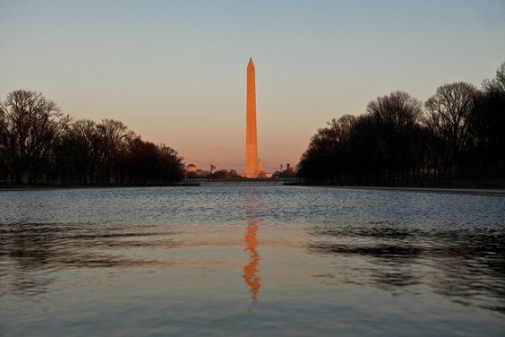 @Piclogy : Sunset against the #Washington Memorial   Photography by Anthony Quintano http://bit.ly/1kTGRP8