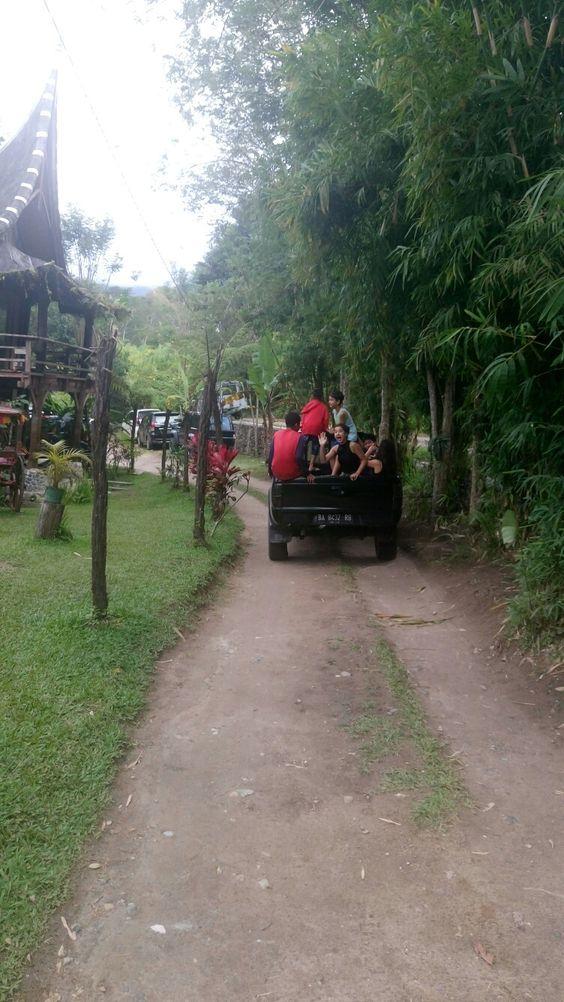 Taruko Bukittinggi Sumatra
