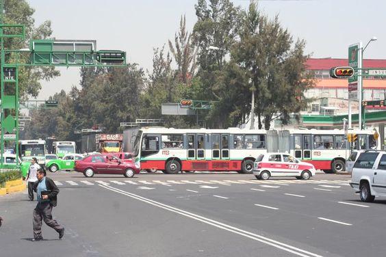 Metrobus, Avenida Insurgentes, Buenavista