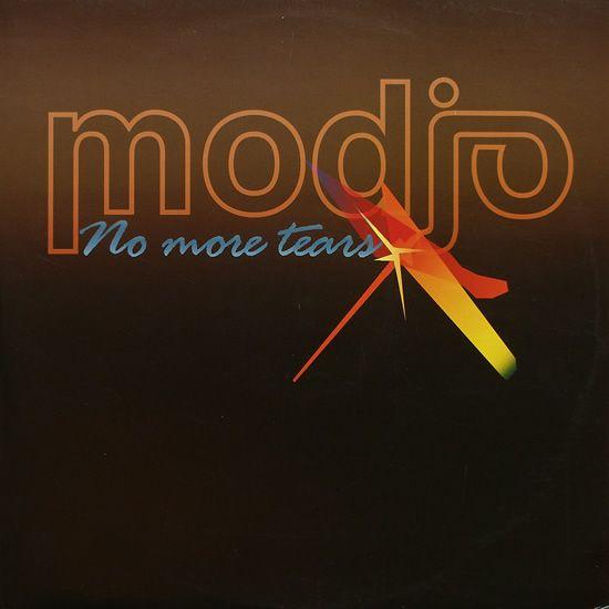 Modjo – No More Tears (single cover art)