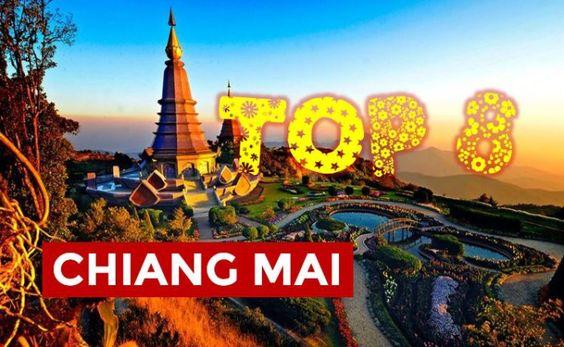 Chiang Mai : le Top 8 des incontournables à réaliser