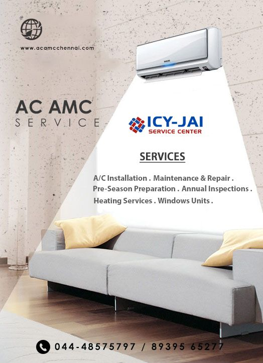 Air Conditioner Service Ac Amc In Chennai Air Conditioner