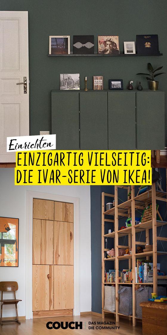 Bilder Ideen Aufbewahrung Regal Kinderzimmer Ivar Regal Ikea