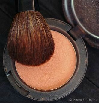 DIY Bronzer! For more DIY Beauty recipes using mostly natural ingredients go here: http://pinterest.com/perfectcircle/diy-beauty/