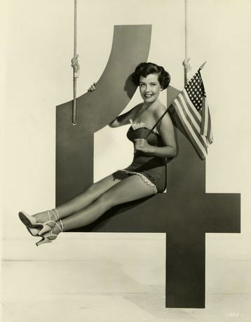 My Love Of Old Hollywood: Here's Your 4th of July Firecrackers!
