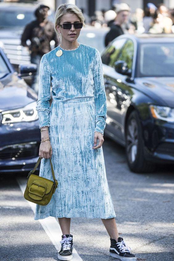 Matrix-Style Sunglasses At London And New York Fashion Week | British Vogue