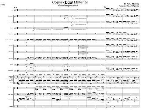 drum line sheet music music pinterest movies the