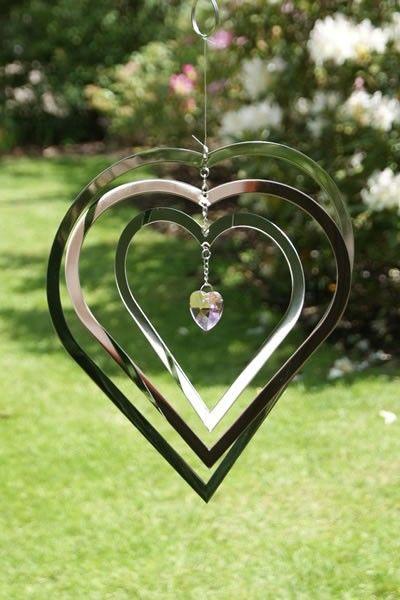 Wind Spinners Crystals And Heart On Pinterest 400 x 300