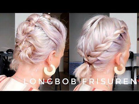 Longbob Frisuren Alltag Und Arbeit Hair Styles Everyday Hairstyles Work Hairstyles