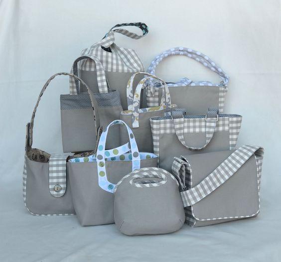 Make a Bag Series of Tutorials - from ikat bag: