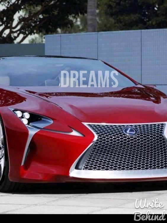 This Lexus would make an AWESOME birthday present for the wife.