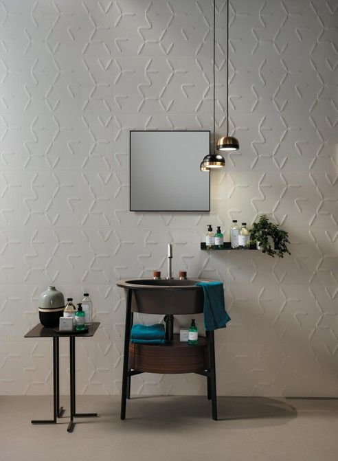 3d Wall Design In 2020 Ceramic Wall Tiles Wall Tiles 3d Wall