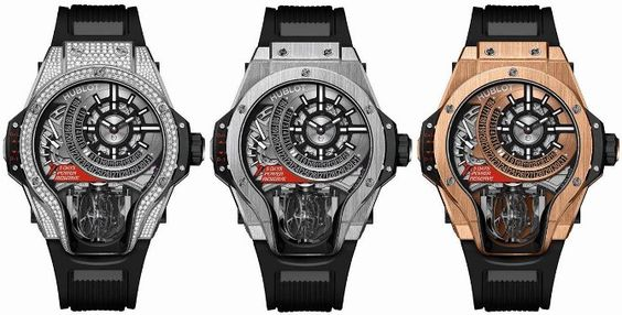 Hublot MP-09 Tourbillon Bi-Axis Collection 2017