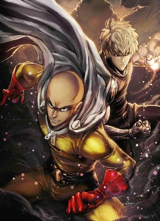 Pin De Luna Lovegood Em One Punch Man One Punch Man Anime Meliodas Manga