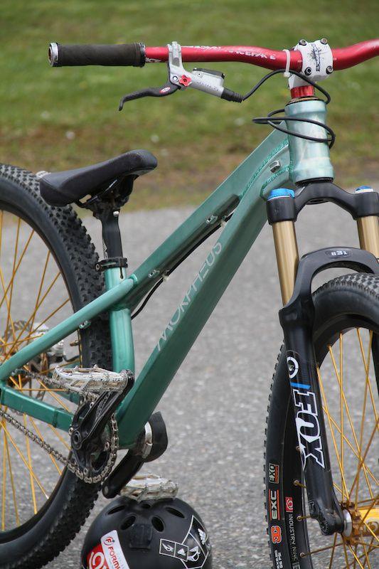 Morpheus Cycles Dj Prototype First Look Dirt Jumper Mtb And Bmx