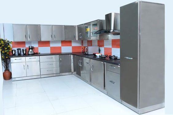 Beth Kitchens 39 Has A Versatile Range Of Indian Style Modular Kitchens We