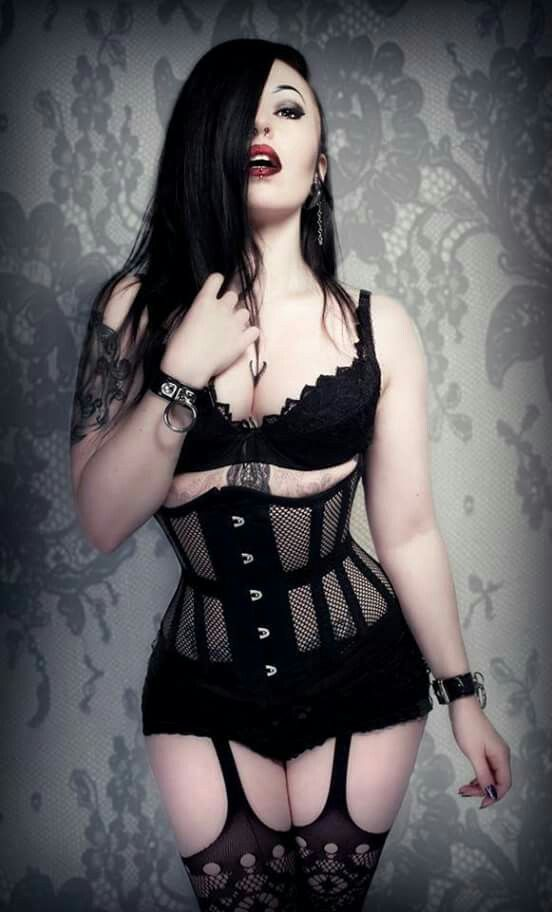 Gothic Sexy Lingerie 45