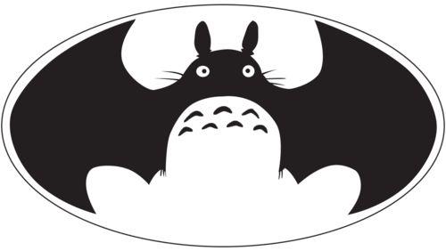 Totoro Batman! :O