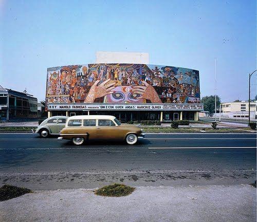 Teatro Insurgentes 1960