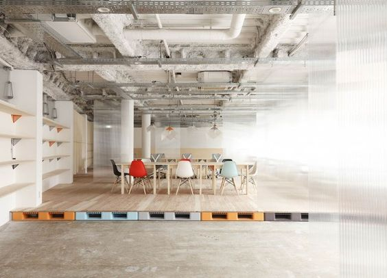 Mozilla Factory Space / Nosigner   AA13 – blog – Inspiration – Design – Architecture – Photographie – Art