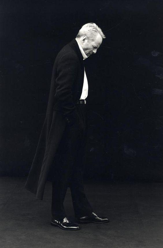 Bruce Willis, Photos PETER LINDBERGH