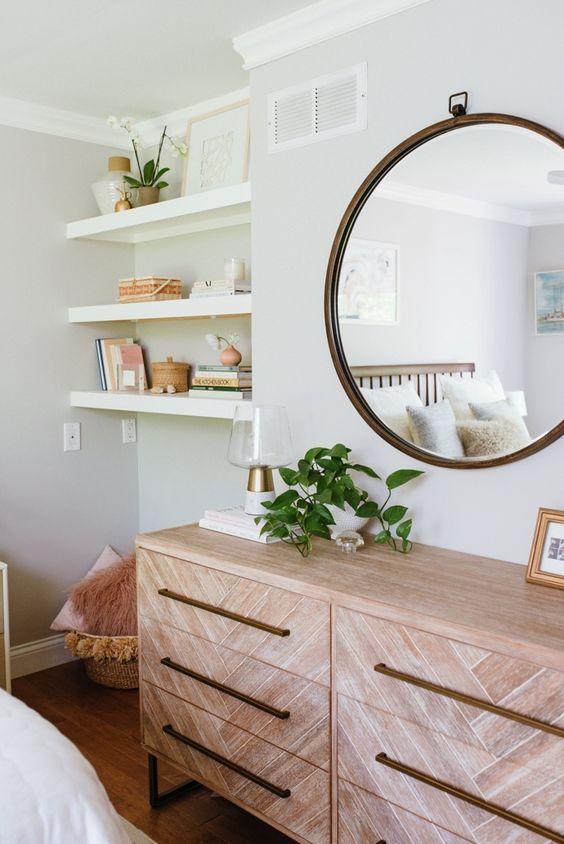 Glitter Guide's 2017 One Room Challenge REVEAL! | Glitter Guide