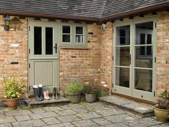 Stable Doors from Timber Windows