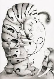 Resultado de imagen de alicia en el pais de las maravillas ilustracion marta