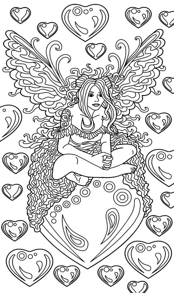Pin On Coloring Pages For Grown Ups Coloring Pages For Kids Coloring Pages Free Printables