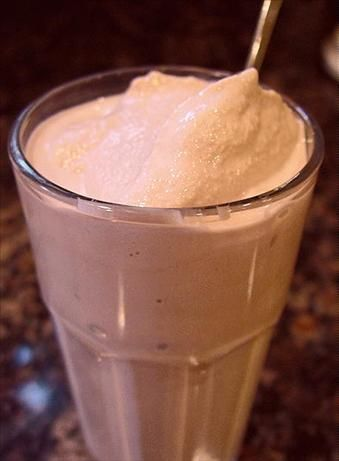Wendy's Frosty Recipe - only 3 ingredients: Cool whip, sweetened condensed milk, and chocolate milk.