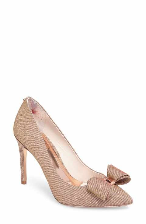 01c77944489 Ted Baker London Azeline Bow Pump (Women)  ootd  ootn  shoes  style ...