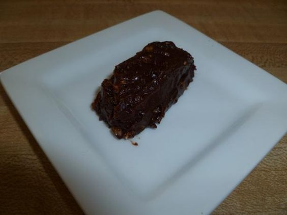 2 Minute Microwave Fudge from Food.com: All I have to say, is that I'm obsessed with this recipe... I've never tasted better fudge! It's so good... although it's VERY sweet and VERY rich! Prep time includes chill time.