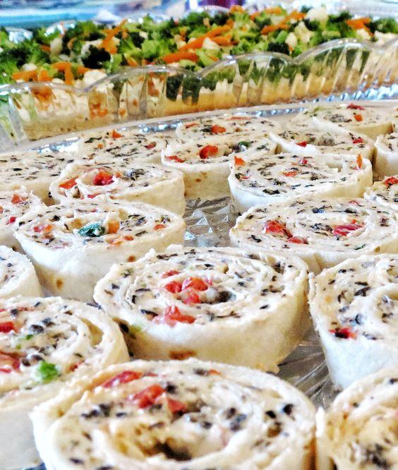 cream cheese tortilla roll up recipe